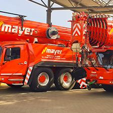 GMK im Doppelpack für die Rolf Mayer GmbH aus Bad Rappenau