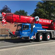 GMK 4100L-1 für Scherer