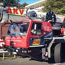 GMK 3060L für AKV Hüther