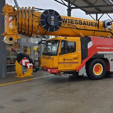 Zweiter GMK 5150L für Wiesbauer